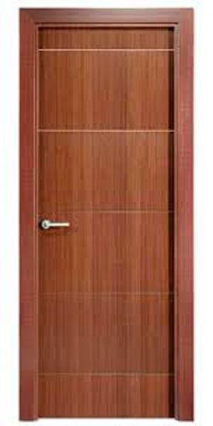 Puertas interiores macizas lacadas correderas - Picaportes puertas interiores ...